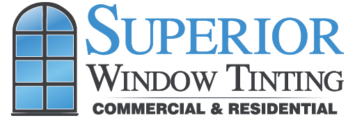 Superior Window Tinting Company Logo